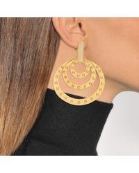 Sylvia Toledano - Metallic Massai Gold Earrings - Lyst