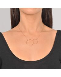 Ginette NY - Metallic Fusion Necklace - Lyst