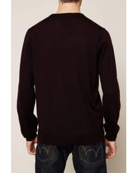 Ben Sherman - Black Sweater & Cardigan for Men - Lyst