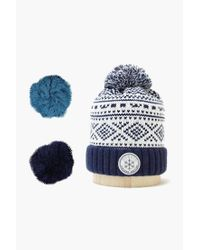 Cabaïa - Blue Hats for Men - Lyst