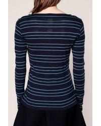 Sonia by Sonia Rykiel - Blue T-shirts & Polo Shirts - Lyst