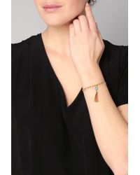 Chanael K - Metallic Bracelet - Lyst