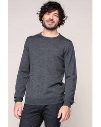 Ben Sherman | Gray Sweater & Cardigan for Men | Lyst