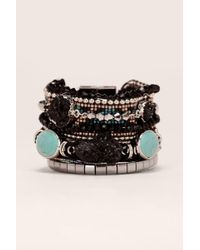 Hipanema | Black Bracelet | Lyst