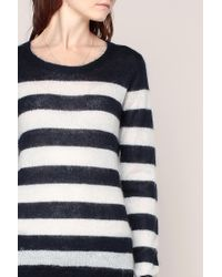 Maison Scotch - Blue Jumper - Lyst