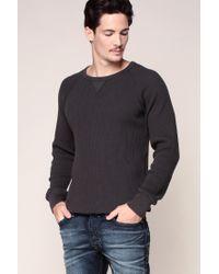 DIESEL | Gray Sweatshirt for Men | Lyst