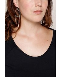 Pieces | Natural Earrings | Lyst