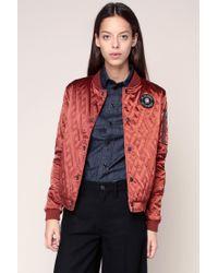 G-Star RAW   Red Jacket   Lyst