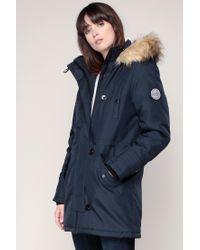 Vero Moda   Blue Jacket   Lyst