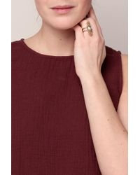 House of Harlow 1960 - Multicolor Ring - Lyst