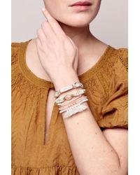 Hipanema - White Bracelet - Lyst