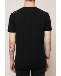Calvin Klein - Black T-shirt for Men - Lyst
