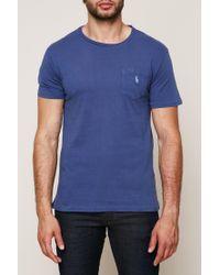 Polo Ralph Lauren - Blue T-shirt for Men - Lyst