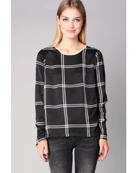 Vero Moda - Black Shirt / Blouse - Lyst