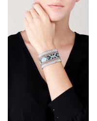 Hipanema - Gray Bracelet - Lyst