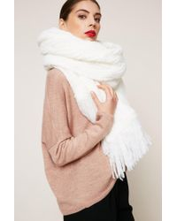 American Vintage | White Scarve | Lyst