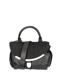 See By Chloé - Black Town Bag - Lyst