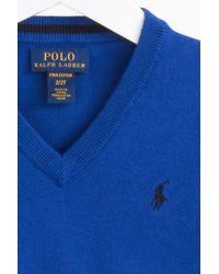 Polo Ralph Lauren   Blue Sweatshirt / Sweater & Cardigan for Men   Lyst