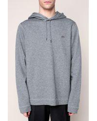 Lacoste - Gray Sweatshirt for Men - Lyst