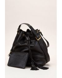 cba484fbd1 Sessun Over-the-shoulder Bags in Black - Lyst