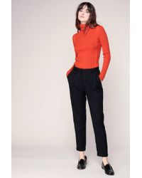 Sessun - Orange Jumper - Lyst