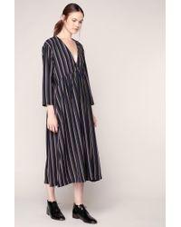 a5c6b12dc7 Lyst - Maison Olga Bohemian Dresses in Black