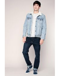 Levi's - Blue Denim for Men - Lyst
