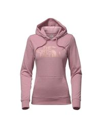 The North Face - Black Lightweight Tri-blend Pullover Hoodie - Lyst