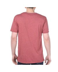 Moosejaw - Pink Slow Motion Vintage Regs Ss Tee for Men - Lyst