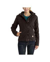 Carhartt - Brown Sandstone Berkley Jacket - Lyst