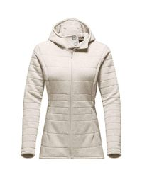 The North Face - Gray Caroluna 2 Jacket - Lyst