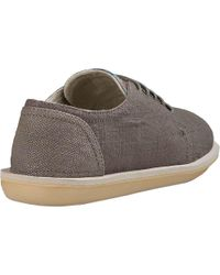 Sanuk - Gray Vista Shoe for Men - Lyst