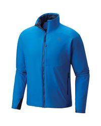 Mountain Hardwear - Blue Atherm Jacket for Men - Lyst