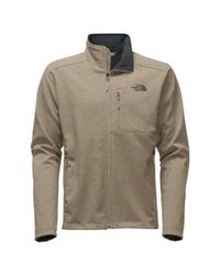 c6e9d81817f4 Lyst - The North Face Apex Bionic 2 Jacket in Natural for Men