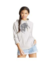United By Blue - Gray Gorham Cut Hoodie Pullover - Lyst