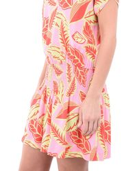 Boutique Moschino - Pink Minidress - Lyst