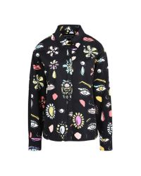 Boutique Moschino | Black Long Sleeve Shirt | Lyst