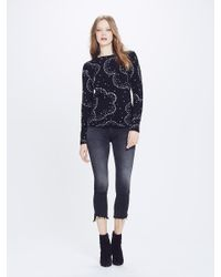 Mother - Blue Replica Los Angeles - Clouds Sweater - Lyst
