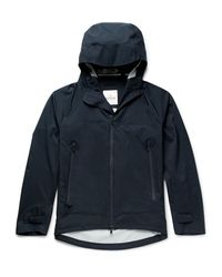 Moncler - Blue Pierrick Shell Jacket for Men - Lyst
