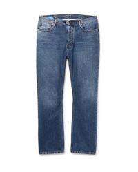Acne - Blue Land Denim Jeans for Men - Lyst