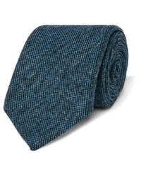 Gucci | Blue 8cm Wool Tie for Men | Lyst