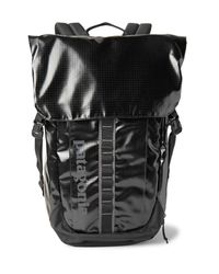 Patagonia | Black Hole 32l Water-repellent Twill Backpack for Men | Lyst
