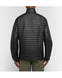 Patagonia - Black Quilted Shell Down Jacket for Men - Lyst