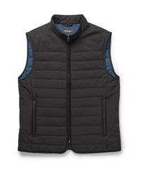 Loro Piana - Blue Quilted Storm System® Shell Gilet for Men - Lyst