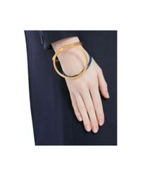 Mulberry - Blue Triple Bracelet - Lyst