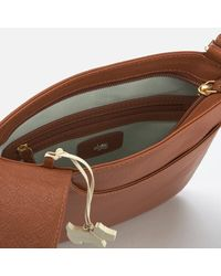 Radley - Brown Pocket Bag Medium Zip Top Cross Body Bag - Lyst