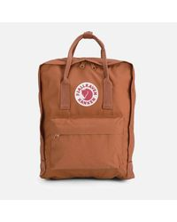 Fjallraven - Brown Kanken Backpack for Men - Lyst
