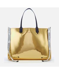 Tommy Hilfiger - Multicolor Iconic Tommy Tote Bag - Lyst