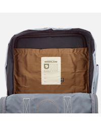 Fjallraven - Blue Kanken Greenland Backpack - Lyst