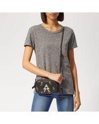 COACH - Multicolor Pyramid Eye Cross Body Clutch Bag - Lyst